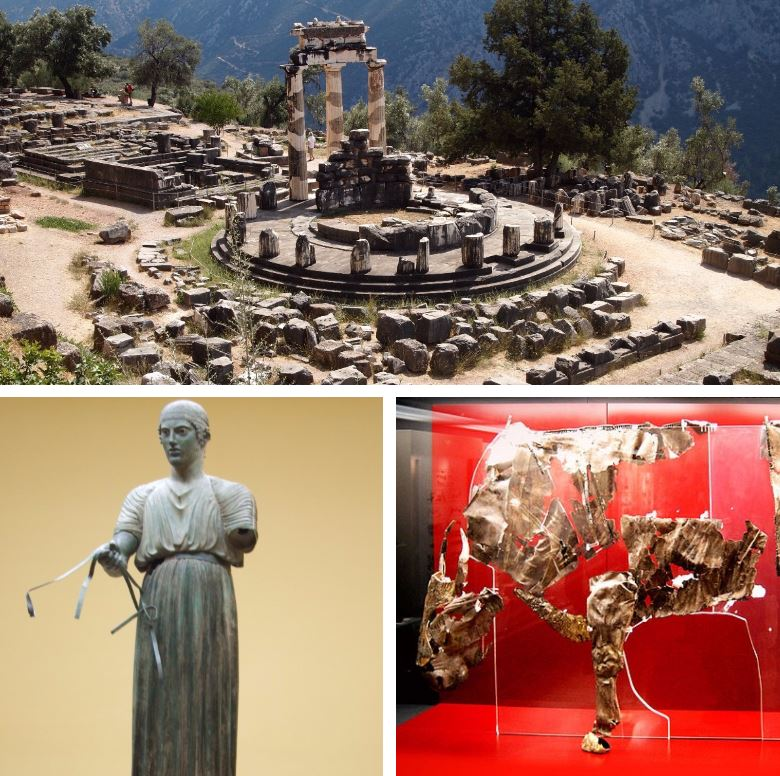 Delphi Collage